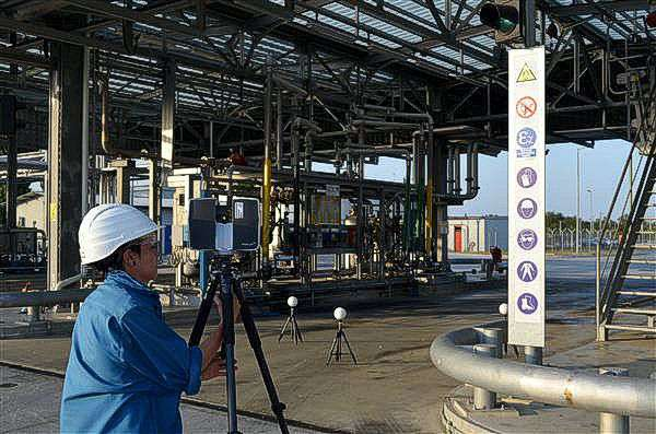 faro asubuilt plant focus escaner 3d autocad colombia venezuela ecuador