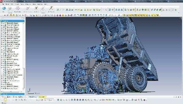 Maquinaria Pesada CAD Solidworks 3dsystems diseño Colombia Venezuela