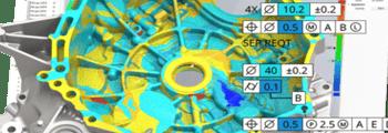 inspeccion metrologia geomagic control x 3dsystems colombia venezuela ecuador.