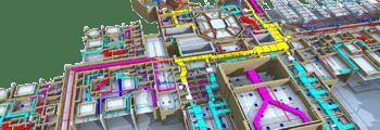 software cad bim para instalaciones mecánicas autocad revit mep autodesk venezuela colombia