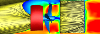 Software CFD Solidworks Flow simulation fluidos colombia