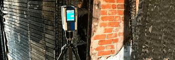 FARO Focus Escaner 3D Vial accidentes vialidad colombia ecuador