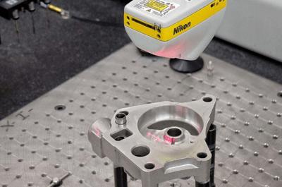 Escáneres 3D para CMM LK Metrology Altera Colombia Venezuela