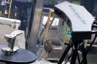 Evixscan escaner 3d evatronix colombia venezuela ecuador
