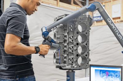 FARO Escaner 3D Brazo Colombia Venezuela Ecuador