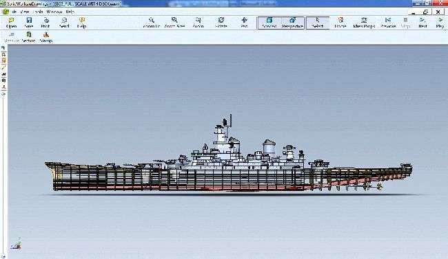 solidworks construccion naval colombia