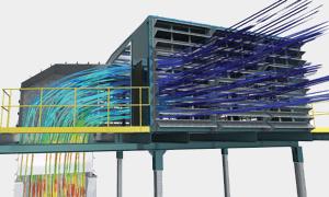 Solidworksflow simulation cfd olombia Dassault Distribuidor autorizado