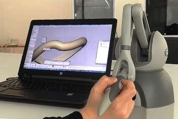 Geomagic Touch dispositivo haptico freeform colombia venezuela