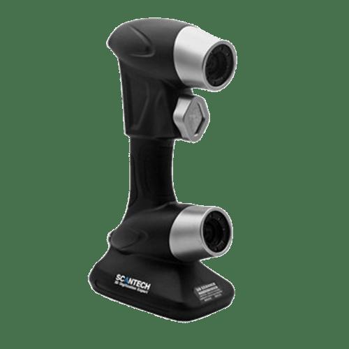 Scantech prince escaner 3d laser colombia venezuela dassault solidworks