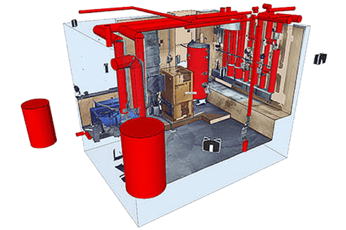 FARO escáner 3d plantas BuildIt BIM FARO asbuilt Autocad Revit Faro Focus 360 Colombia Venezuela escaner 3d
