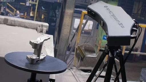 Scantech escaner 3d laser colombia venezuela dassault solidworks