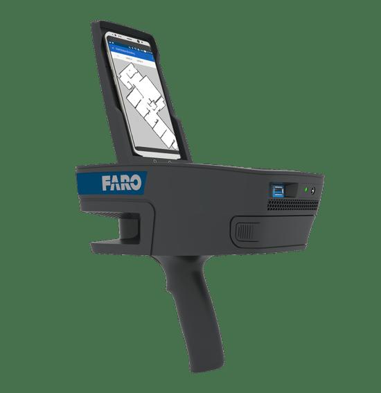 FARO ScanPlan Escáner 2D Colombia Venezuela Ecuador