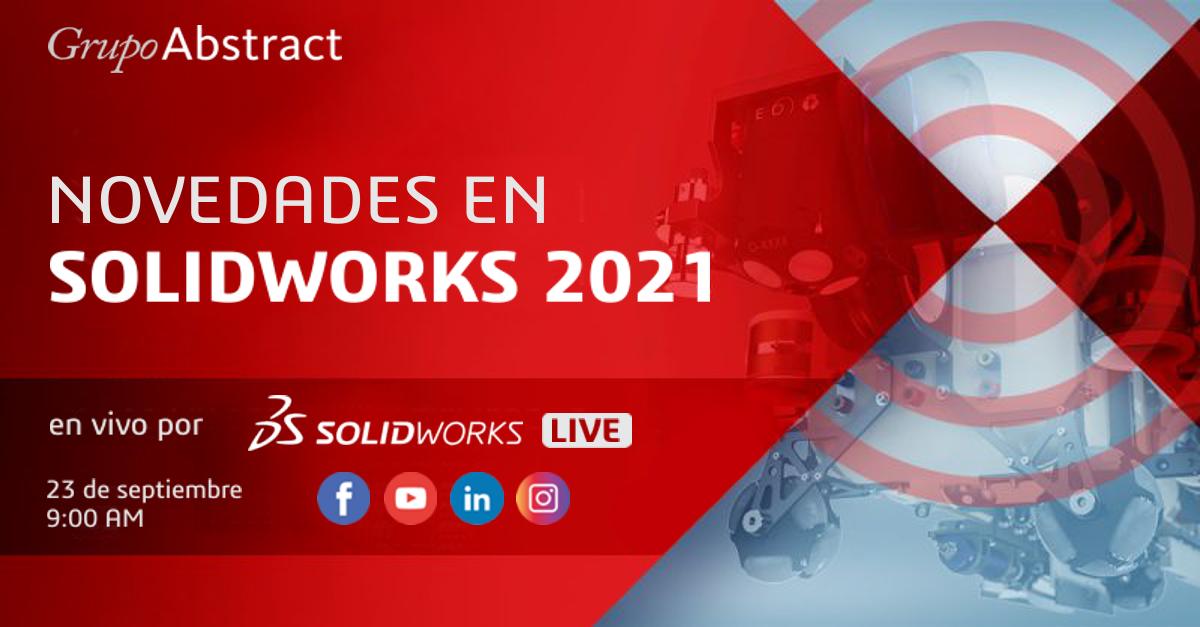 Lanzamiento SolidWorks 2021 Colombia